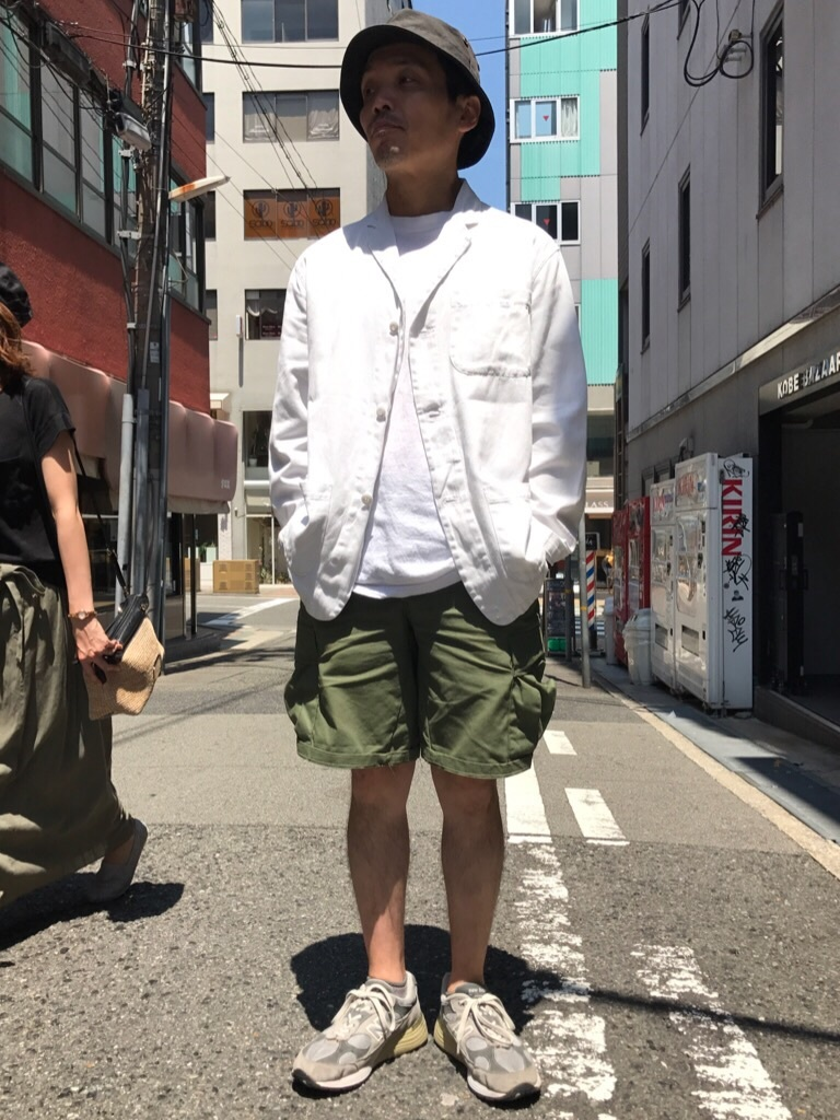 雨天時にも、気分良く過ごせるジャケット! (T.W.神戸店)_c0078587_14102999.jpg