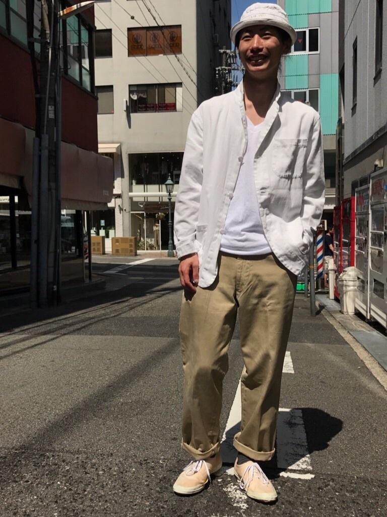 雨天時にも、気分良く過ごせるジャケット! (T.W.神戸店)_c0078587_14171638.jpg