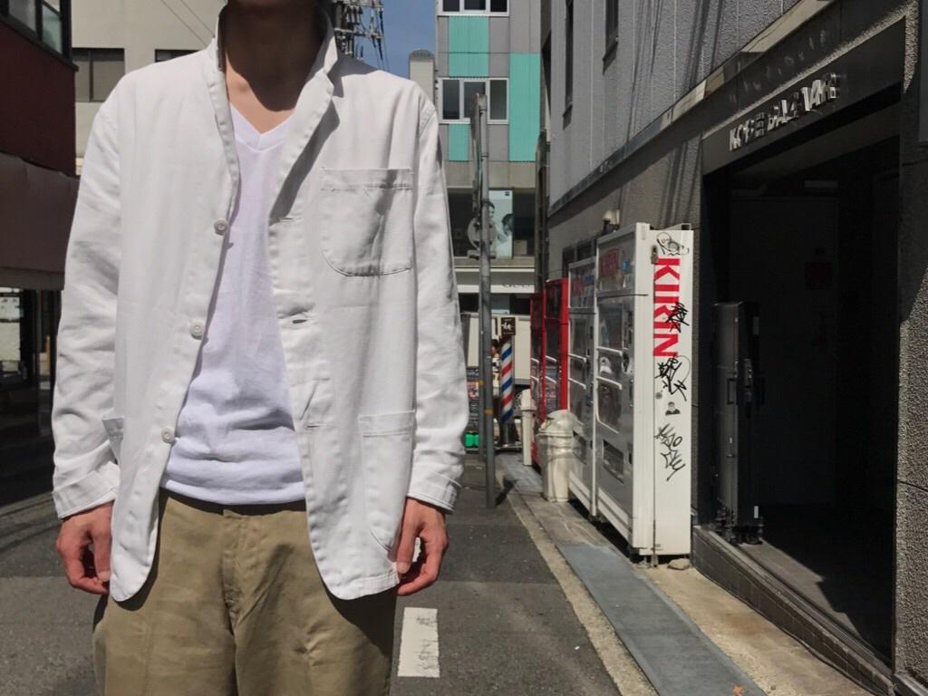 雨天時にも、気分良く過ごせるジャケット! (T.W.神戸店)_c0078587_14171748.jpg