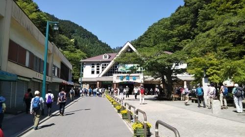 山登り①高尾山 稲荷山コース_e0341099_06434133.jpg