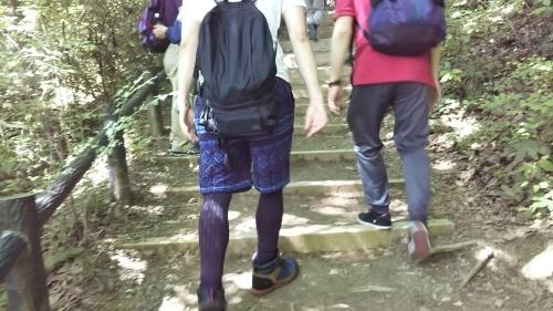 山登り①高尾山 稲荷山コース_e0341099_06451001.jpg
