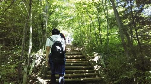 山登り①高尾山 稲荷山コース_e0341099_06502708.jpg