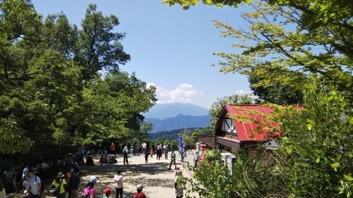 山登り①高尾山 稲荷山コース_e0341099_06514626.jpg