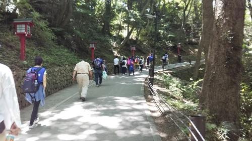 山登り①高尾山 稲荷山コース_e0341099_21282380.jpg