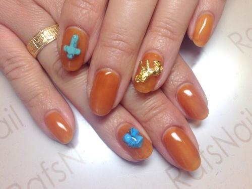 staff new nail★_c0294909_09452397.jpg