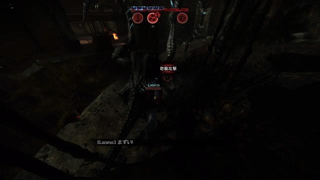ゲーム「EVOLVE Krakenでハンター殲滅(ハンター側有利設定」_b0362459_15313494.jpg