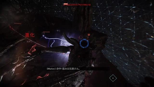 ゲーム「EVOLVE Krakenでハンター殲滅(ハンター側有利設定」_b0362459_15341753.jpg