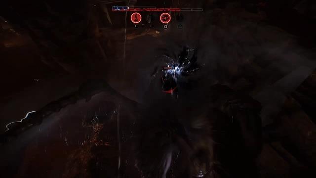 ゲーム「EVOLVE Krakenでハンター殲滅(ハンター側有利設定」_b0362459_15585723.jpg