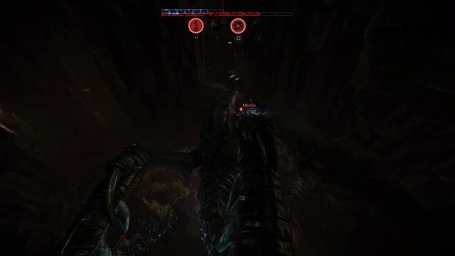 ゲーム「EVOLVE Krakenでハンター殲滅(ハンター側有利設定」_b0362459_16084156.jpg