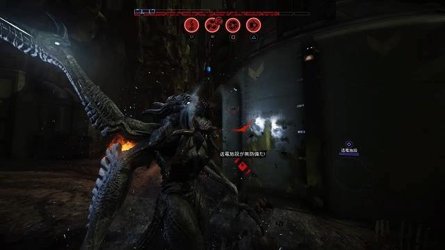 ゲーム「EVOLVE Krakenでハンター殲滅(ハンター側有利設定」_b0362459_16144141.jpg