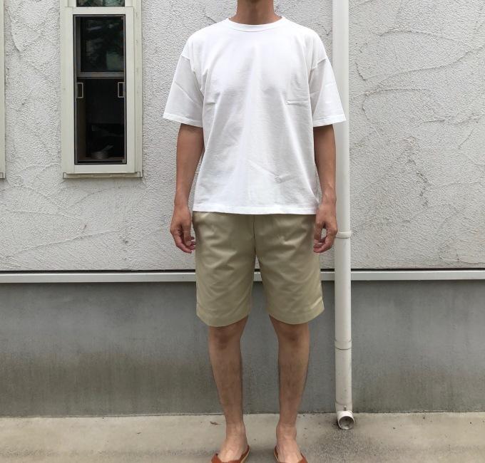 ディッキーズな ショーツ 履いてみました。_d0334060_14545394.jpg