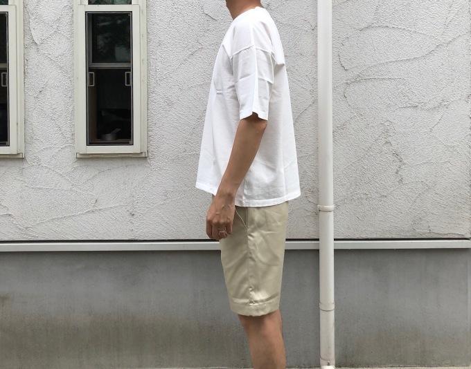 ディッキーズな ショーツ 履いてみました。_d0334060_14545468.jpg