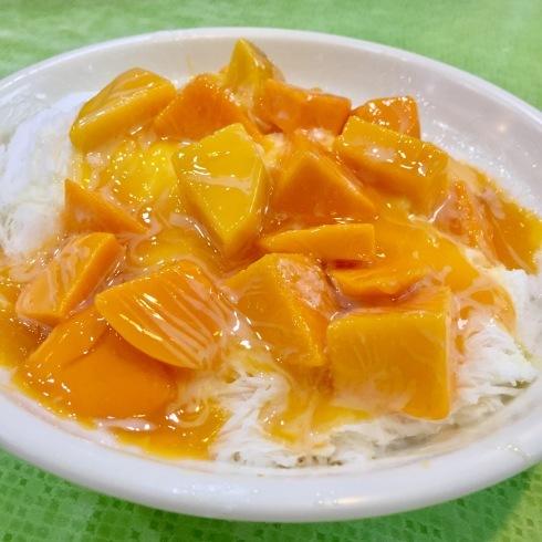 台北旅行 5 冰讃☆ピンザンのマンゴーかき氷は美味しいな~_f0054260_16244003.jpg