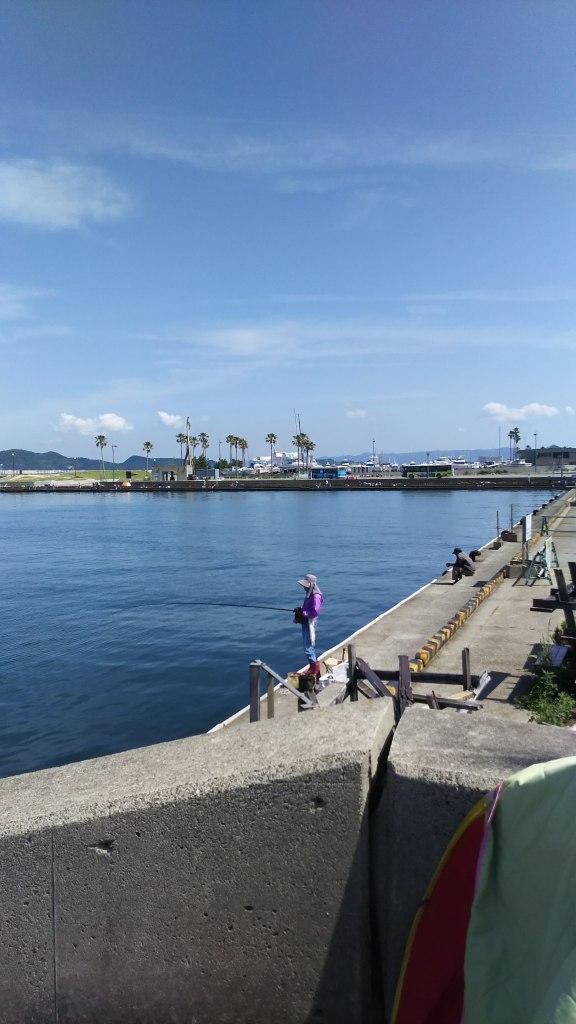 和歌山 マリーナ シティ 釣り