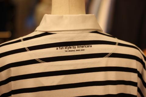 Americana (アメリカーナ) 夏物新作アイテムご紹介_f0191324_08220535.jpg