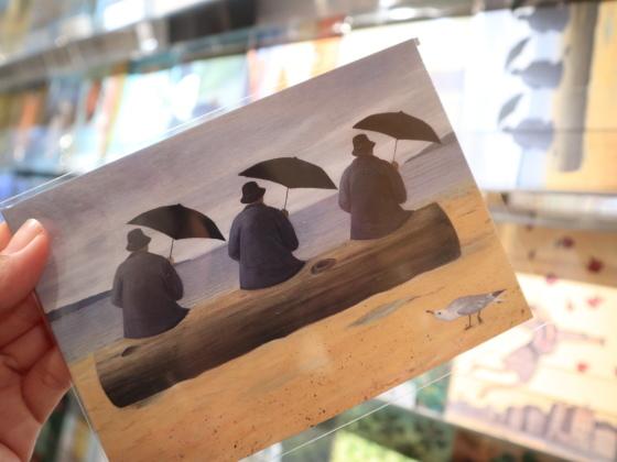 ドイツのポストカードが入荷しました_c0219051_14435895.jpg