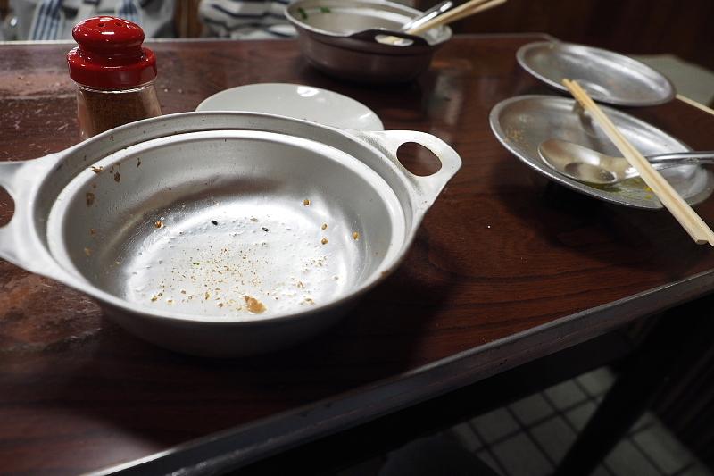【アルミの甘い鍋焼きうどん】アサヒ @松山_b0008655_13391188.jpg