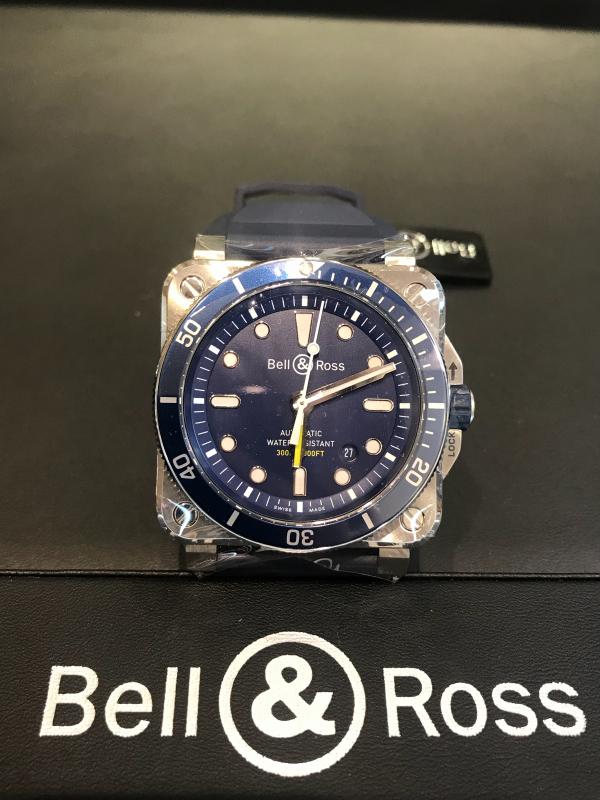 Bell & Ross 2018新作  BR-0392 Diver_b0327972_16344573.jpg