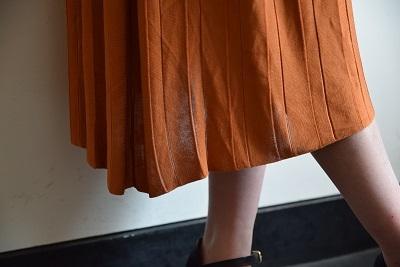 スカート スカート プリーツスカート    。_b0110586_09550857.jpg