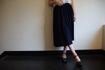 スカート スカート プリーツスカート    。_b0110586_10155908.jpg