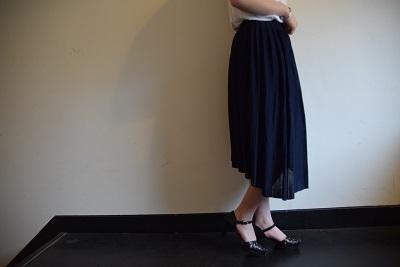 スカート スカート プリーツスカート    。_b0110586_10185001.jpg