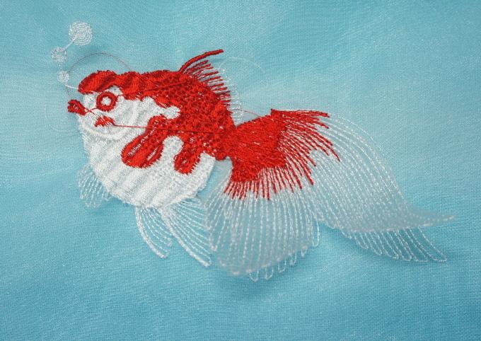 がま口用金魚さんの制作_e0385587_12460912.jpg