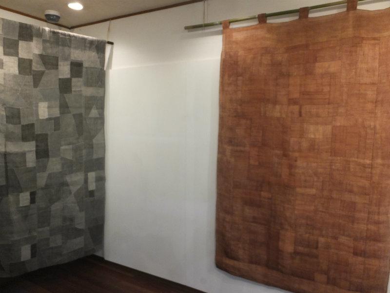 「小林順子展」夏を涼しくする服_c0136088_17273928.jpg