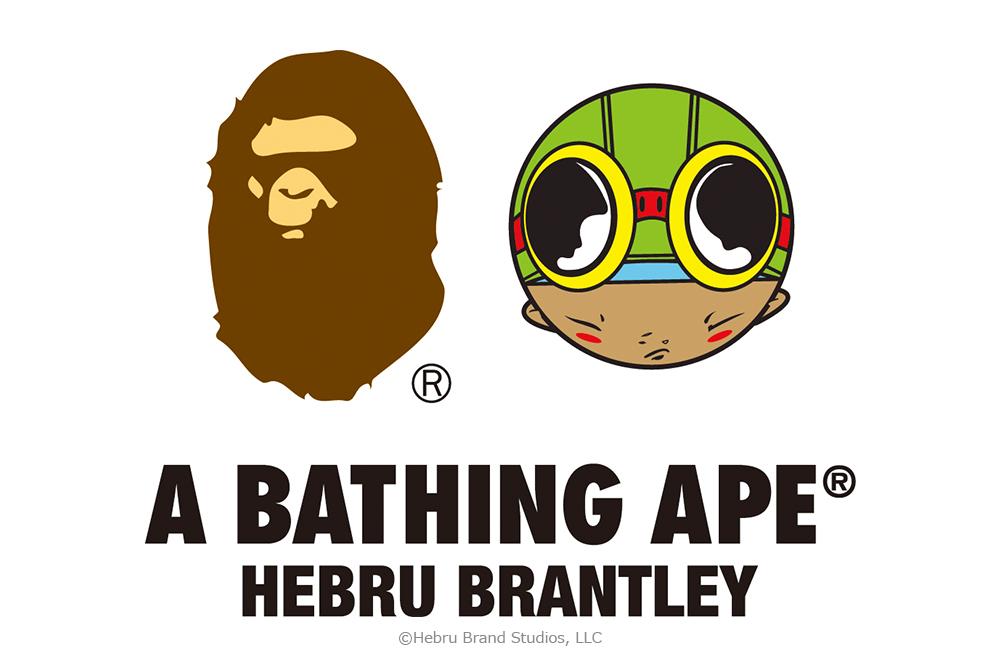 A BATHING APE® x HEBRU BRANTLEY_a0174495_11051186.jpg