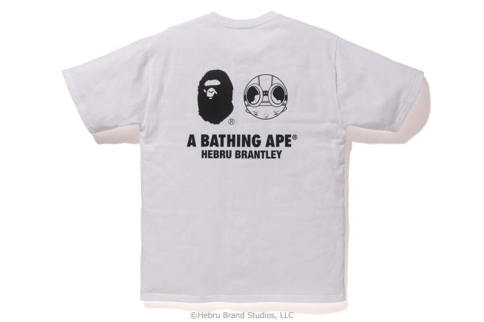 A BATHING APE® x HEBRU BRANTLEY_a0174495_15232138.jpg