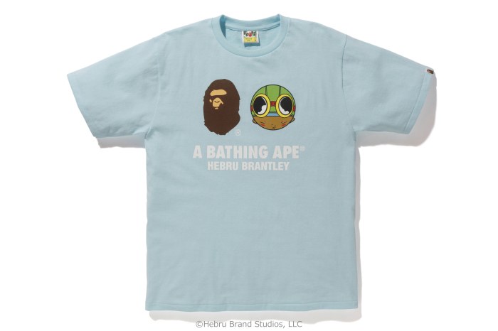 A BATHING APE® x HEBRU BRANTLEY_a0174495_15235273.jpg