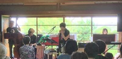 七夕 オカリナコンサート_c0110117_16482591.jpg