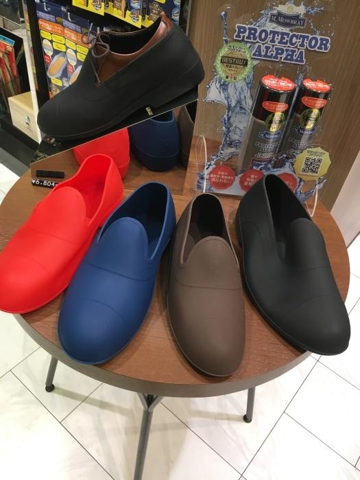 全ての靴を防水靴に_b0226322_10594902.jpg