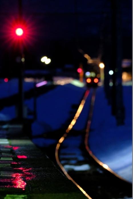 写真展 STAR SNOW STEEL  夜の鉄道の世界_f0050534_21495795.jpg