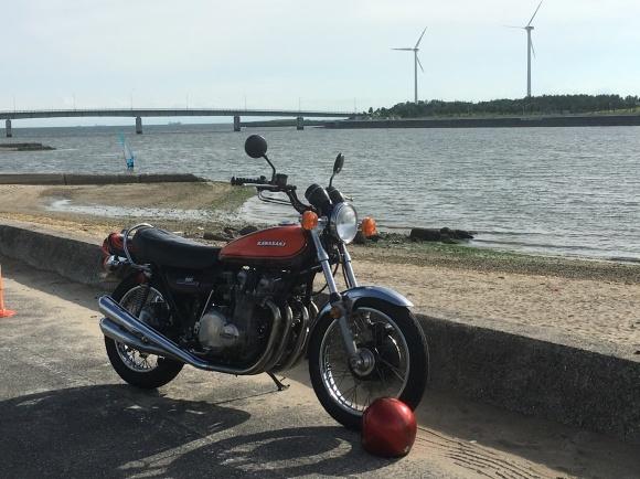名古屋の海にはZが似合う_a0139843_19143832.jpg
