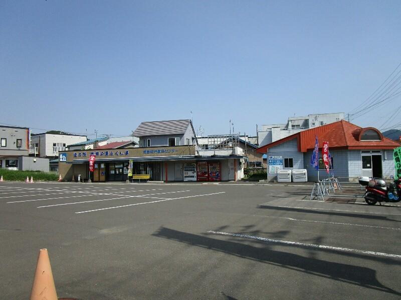 47日目【知内温泉−江刺町】橋の下には絶景がひろがっていました。いろんな出会いもありました。_e0201281_19592823.jpg