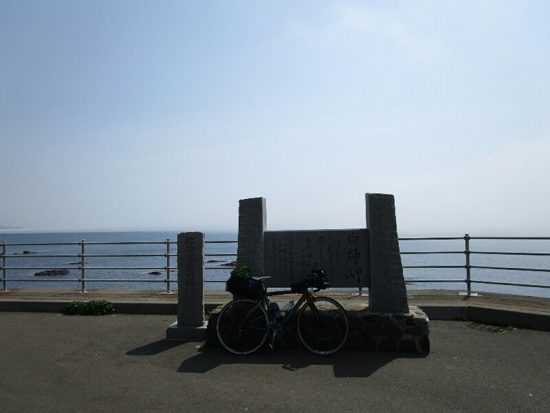 47日目【知内温泉−江刺町】橋の下には絶景がひろがっていました。いろんな出会いもありました。_e0201281_20001197.jpg
