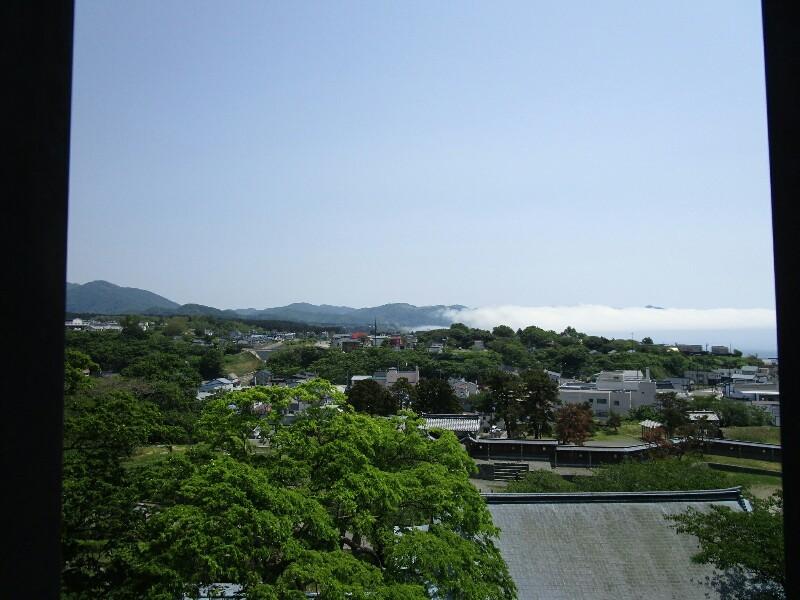47日目【知内温泉−江刺町】橋の下には絶景がひろがっていました。いろんな出会いもありました。_e0201281_20012789.jpg