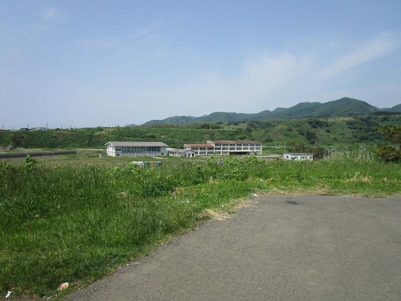 47日目【知内温泉−江刺町】橋の下には絶景がひろがっていました。いろんな出会いもありました。_e0201281_20022095.jpg
