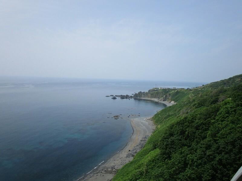 47日目【知内温泉−江刺町】橋の下には絶景がひろがっていました。いろんな出会いもありました。_e0201281_20032845.jpg