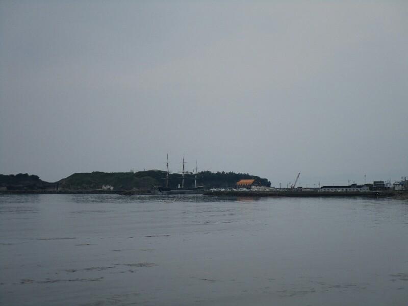 47日目【知内温泉−江刺町】橋の下には絶景がひろがっていました。いろんな出会いもありました。_e0201281_20045498.jpg