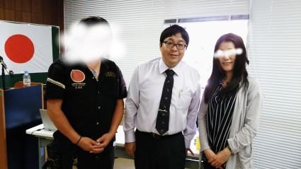 桜井党首とスリーショット_f0168392_18035612.jpg