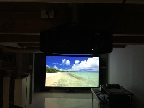サウンドスクリーン E8K-KE 100インチ導入☆_c0113001_00414714.jpg