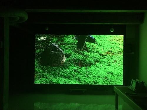 サウンドスクリーン E8K-KE 100インチ導入☆_c0113001_00420939.jpg