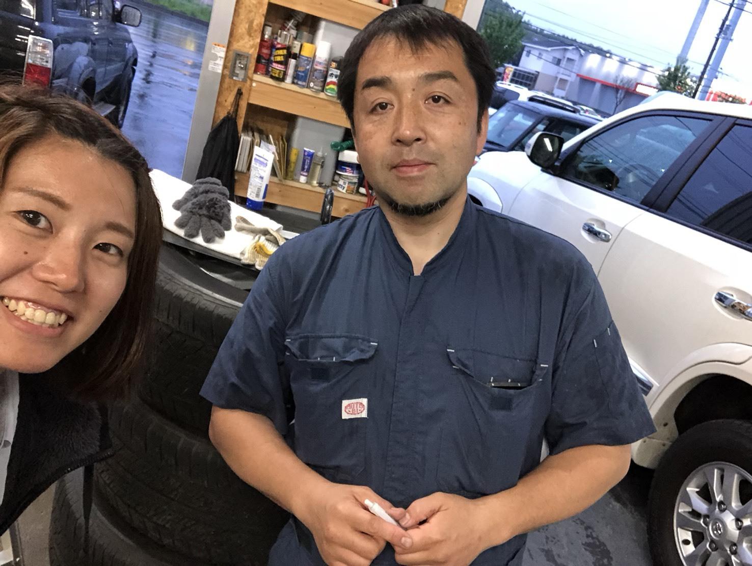 6月8日☄本店みんなぶろぐ(*\'ω\'*)H様F250ご成約🌼_b0127002_19155146.jpg