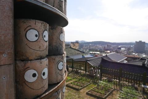 清州でマストな観光地 スアムゴル①_a0140305_01271193.jpg