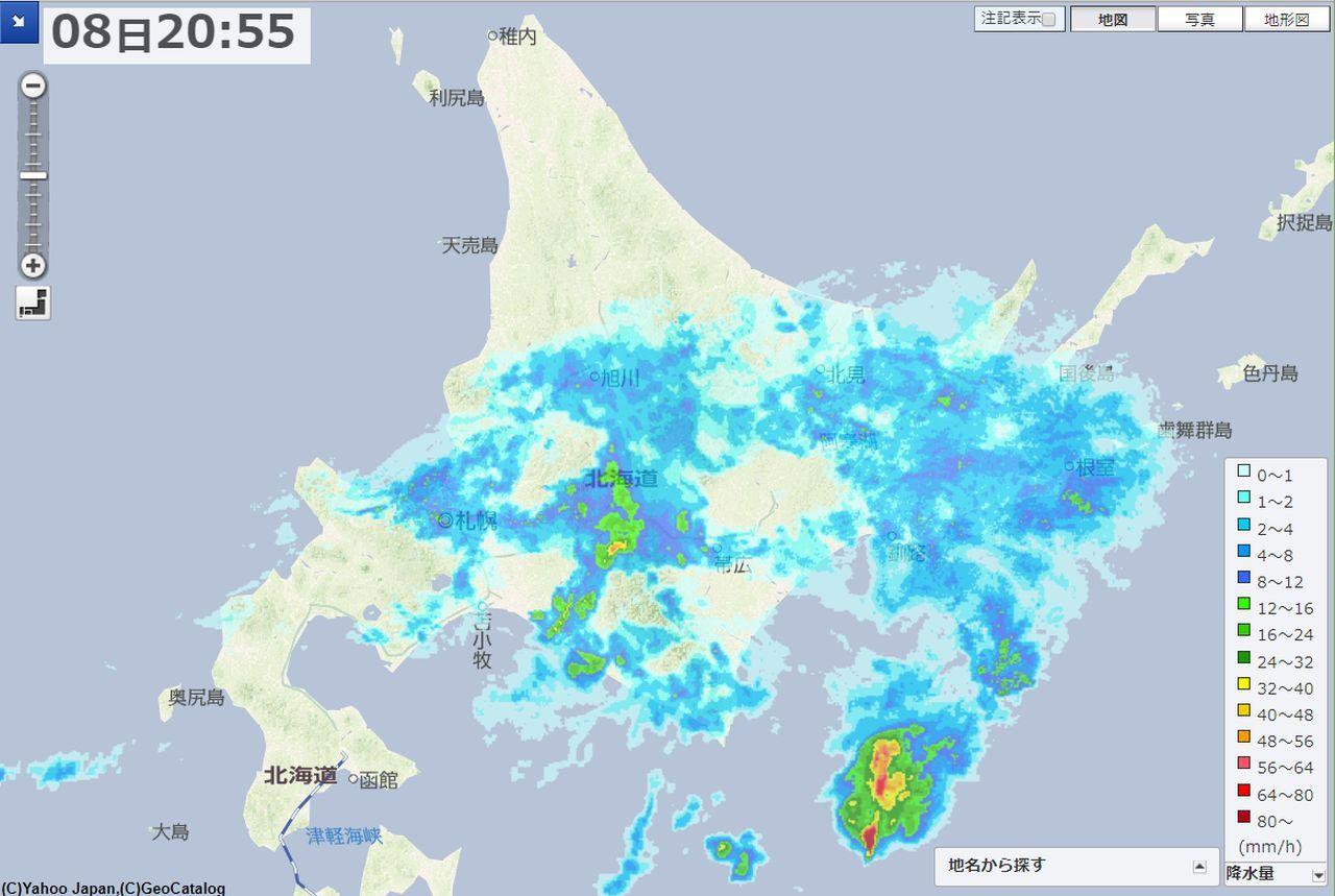 本格的な雨_c0025115_22462073.jpg