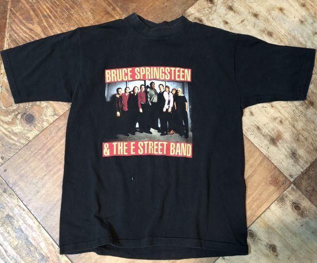 6月9日(土)入荷! 1999年 MADE IN U.S.A  Bruce Spring steen &E street band Tシャツ! _c0144020_13422562.jpg