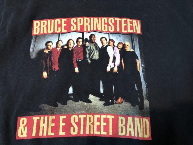 6月9日(土)入荷! 1999年 MADE IN U.S.A  Bruce Spring steen &E street band Tシャツ! _c0144020_13423138.jpg