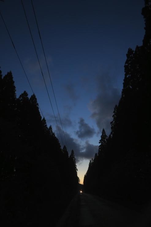 夕方のドライブ _e0342136_12555507.jpg
