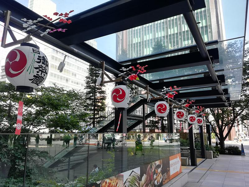 Hello from Tokyo 79  京橋、数寄屋橋_a0003650_23163329.jpg